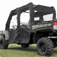 CAB ENCLOSURE FOR JOHN DEERE GATOR FULL SIZE XUV S4 - ZIPPER DOORS