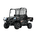 FULL SIZE UTILITY VEHICLES