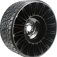 Michelin X Tweel Turf Airless Radial Tire 24