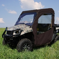 Full Cab Enclosure to fit Existing Windshield for John Deere Gator XUV 550, XUV 560, XUV 590 & RSX 860i