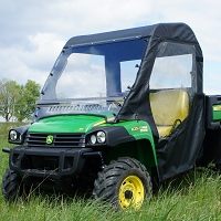 FULL CAB ENCLOSURE FOR EXISTING WINDSHIELD FOR JOHN DEERE GATOR FULL SIZE XUV, HPX  (2015 - CURRENT)