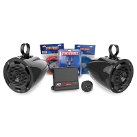 Two Speaker UTV Sound System
