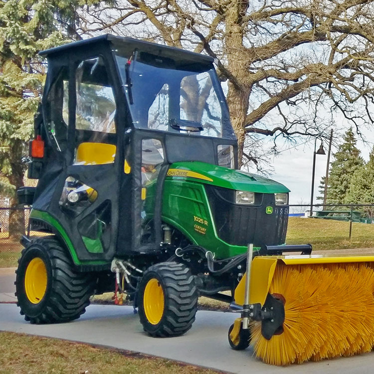 All-Weather Cab for John Deere 1025R, 1026R & 1023E