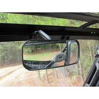 Wide Angle Rear View Mirror for Pro-Fit Roll Bars