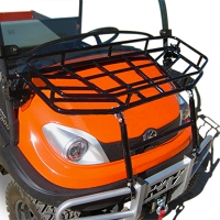 Hood Rack for the Kubota RTV400 & RTV500 with Factory Bumper