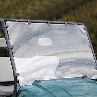 Full Acrylic Windshield for Polaris Ranger (2002-2008)