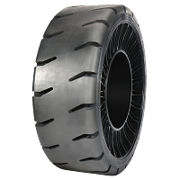 Michelin X Tweel SSL Hard Surface Traction 12N16.5 for Skid Steers (8-8.00 Bolt Pattern)