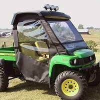 SOFT DOOR KIT FOR JOHN DEERE GATOR XUV590