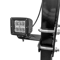 ROPS Mounted LED Work Light Kit