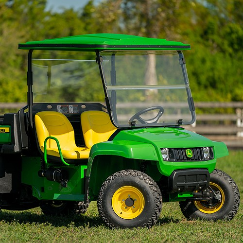 ABS Canopy Kit for John Deere TX, TS & TE Gators