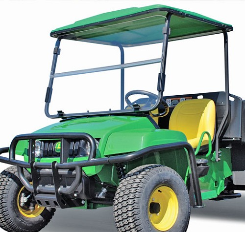 ABS Hard Top Canopy Roof Kit for John Deere TH, TE, TX, TS, 6x4 & 4x2 Gators
