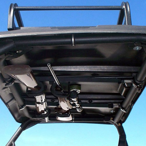 QuickDraw Overhead Gun Rack - UTV's with 15
