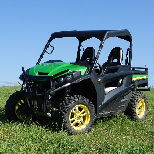 Fabric Soft Top for a John Deere Gator Mid Size XUV's