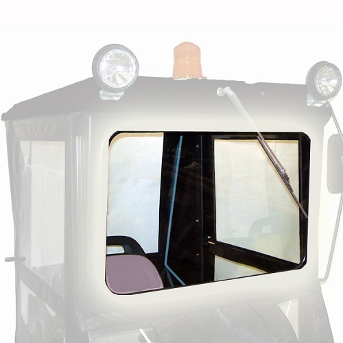 Safety Glass Windshield for 10,000, 11,000, & 12,000 series cabs
