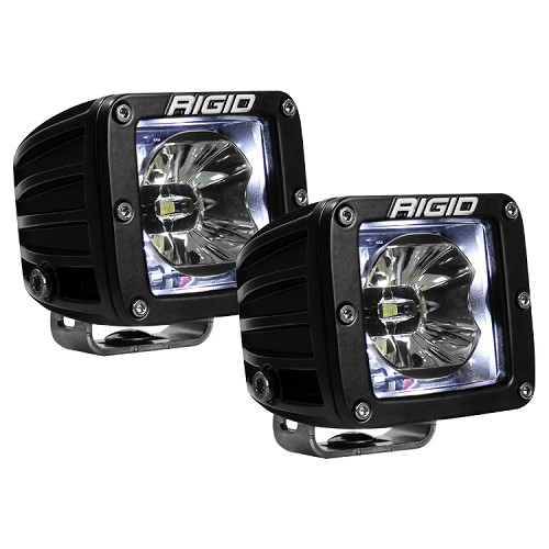 Radiance Pod - White Back-Light (Pair)