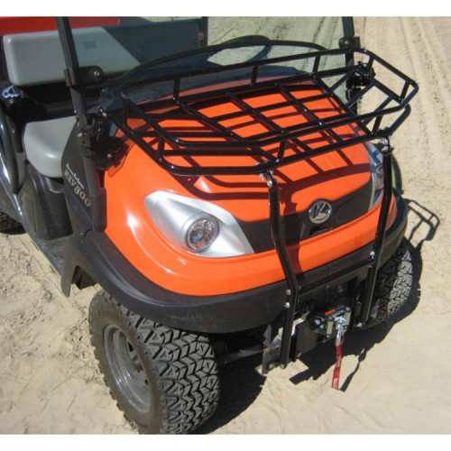 Hood Rack for Kubota RTV400 & RTV500 without Factory Bumper